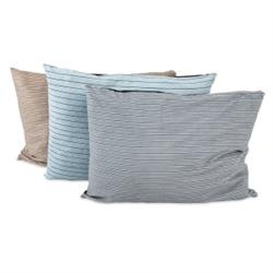 Aspen Pet® Classic Stripe Pillow Dog Bed