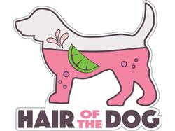 "Hair of the Dog - 3"" Sticker"