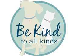"""Be Kind to Any Kind - 3"""" Sticker"""