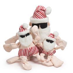 Peppermint Collection Beach Bum Santa Knottie