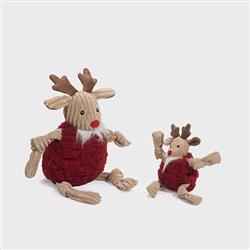 Holiday HuggleFleece FlufferKnottie, Redmund the Reindeer