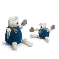 Hanukkah HuggleFleece Fluffer Knottie, Bear