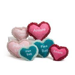 HuggleFleece Conversation Hearts, (3 pack)