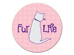 Fur Life (DOG) - Car Coaster