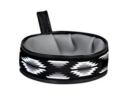 NEW Black & White Trail Buddy Bowls 22oz