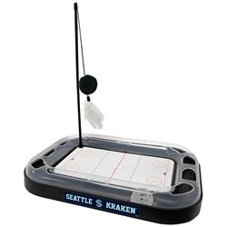 Seattle Kraken Hockey Rink Cat Scratcher Toy by Pets First