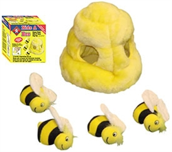 Large Hide-A-Bee Puzzle Plush™