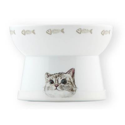 Raised Cat Food Bowl (Nala Cat Limited Edition)