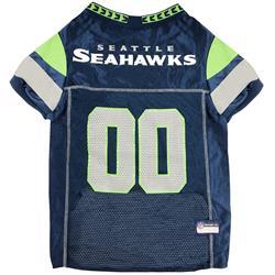 Seattle Seahawks Mesh NFL Jerseys by Pets First