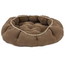 Aspen Pet® Overstuffed Oval Bed