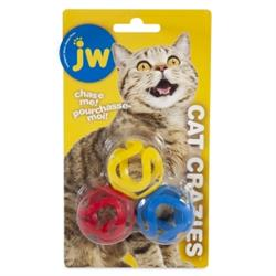 JW® Cataction® Cat Crazies Cat Toy
