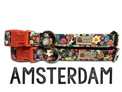 Amsterdam – Organic Cotton Collars & Leashes
