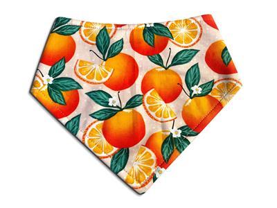 Bandana - Orange Blossom