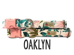 Oaklyn – Organic Cotton Collars & Leashes