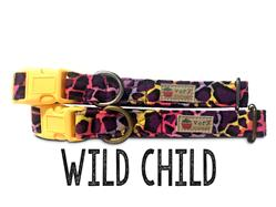 Wild Child – Organic Cotton Collars & Leashes