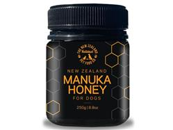 Woof Manuka Honey 8.8oz by The New Zealand Natural Pet Food