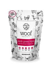 Woof Treat Lamb Green Tripe 1.4oz by The New Zealand Natural Pet Food