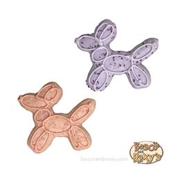 It's My Bark-Day Birthday Collection, Balloon Dog Pink & Purple, 14/Case, MSRP $3.25