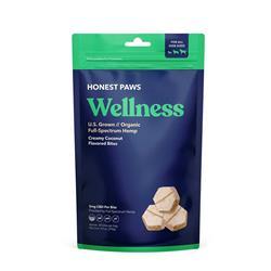 Wellness - CBD Bites, Creamy Coconut Flavored