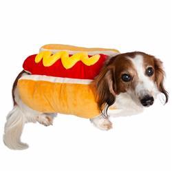 Hot Dog Pet Costume
