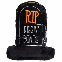 Funny Tombstone Dog Toy