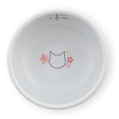 Raised Cat Water Bowl (2021 Sakura Limited Edition)