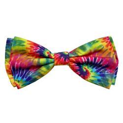 Wooodstock Tie Dye Bow Tie by Huxley & Kent