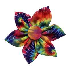 Wooodstock Tie Dye Pinwheel by Huxley & Kent