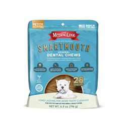Smartmouth™ Dental Chews XS Dogs by The Missing Link