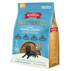 Smartmouth™ Dental Chews LG/XL Dogs by The Missing Link