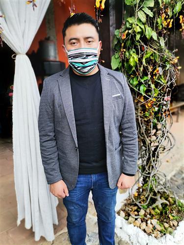 Flutter By Face Mask
