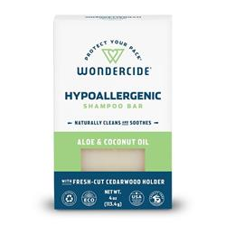 Hypoallergenic Shampoo Bar for Dogs and Cats by Wondercide