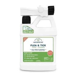 Flea, Tick & Mosquito Spray for Yard + Garden - 32oz Ready-To-Use by Wondercide