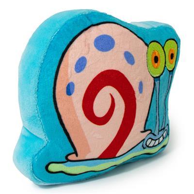 Dog Toy Squeaky Plush - SpongeBob SquarePants Gary the Snail Smiling
