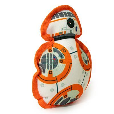 Dog Toy Ballistic Squeaker - Star Wars BB-8 Full Body