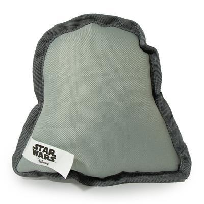 Dog Toy Ballistic Squeaker - Star Wars Darth Vader Head