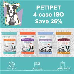 PETIPET Nutritional Bars - ISO Special
