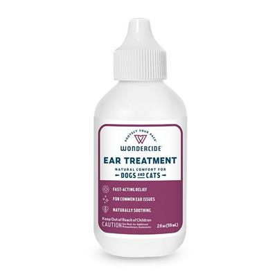 Ear Mite & Infection Treatment 2 oz by Wondercide