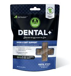 Dental+ Skin & Coat Support -12.6 oz bags (Case of 6)