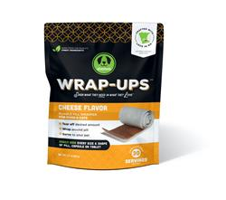 Wrap-Ups, Cheese - 30 ct. (Case of 6)