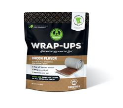 Wrap-Ups,  Bacon - 30 ct. (Case of 6)