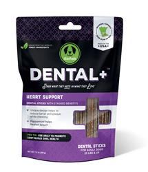 Dental+ Heart Support  7.2 oz bags (Case of 6)