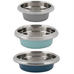 Petmate® Easy Grip Stainless Steel Pet Bowl