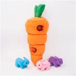 Easter Carrot Burrow by Zippy Paws