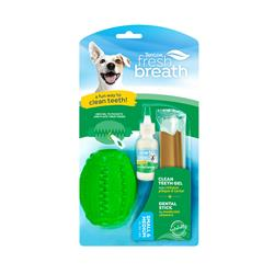Fresh Breath Fresh 'N Fun Dental Chew Toy for Small and Medium Dogs