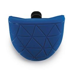 Guardian Gear Silicone Training Treat Pouch, Blue