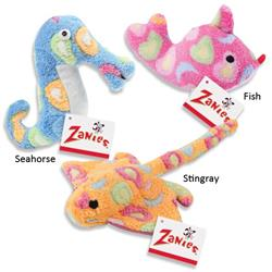 Zanies Sea Charmers Dog Toy