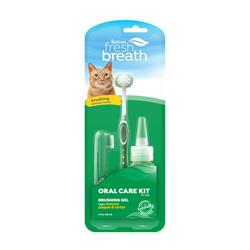 Fresh Breath Oral Care Kit for Cats