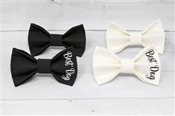 Wedding Bow Tie | Best Dog or Solid