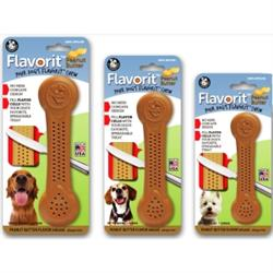 Pet Qwerks® Peanut Butter Infused Flavorit® Bones